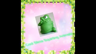 COOL SLIME SQUIRTING ANIMALS
