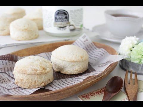 Coconut Scones / ココナッツスコーン