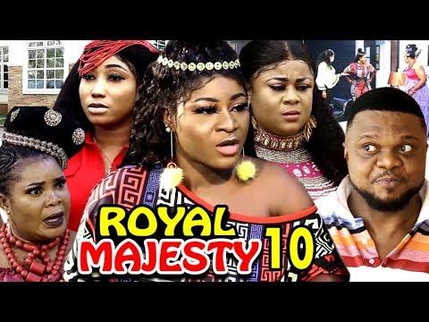 Download ROYAL MAJESTY SEASON 10 (New Hit Movie) - Ken Erics 2020 Latest Nigerian Nollywood Movie Full HD