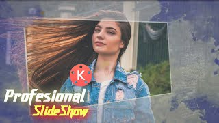 How to Create Profesional Slideshow In Kinemaster || Kinemaster Editing Tutorial