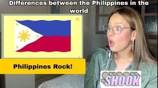 14 Reasons the Philippines Is Different from the Rest of the World♡REACTION