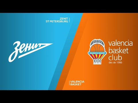 Zenit St Petersbug - Valencia Basket Highlights   EuroLeague, RS Round 26