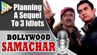 Aamir Khan   R.Madhavan   Sharman Joshi in '3 Idiots' Sequel