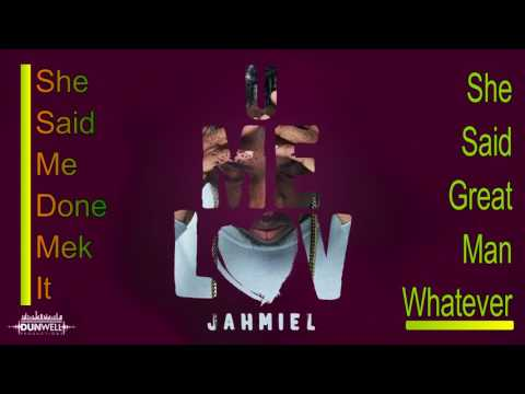 Jahmiel - U Me Luv (Chorus Lyrics)
