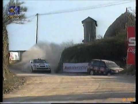 """TAP Rallye de Portugal 1996 - """"Carvalho de Rei"""""""