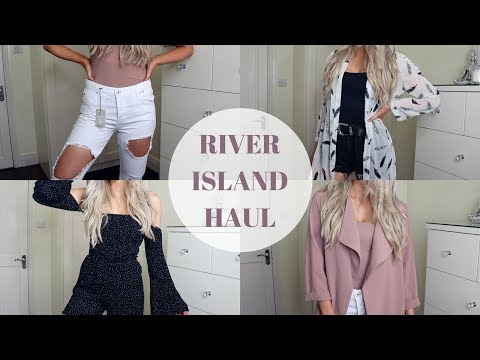 Huge River Island Summer Haul | Chloe Boucher