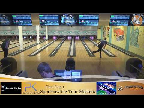 Sportbowling tour Masters 2017 (Final Step 1)