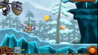 Run Viking Run • Action Games • Mopixie.com