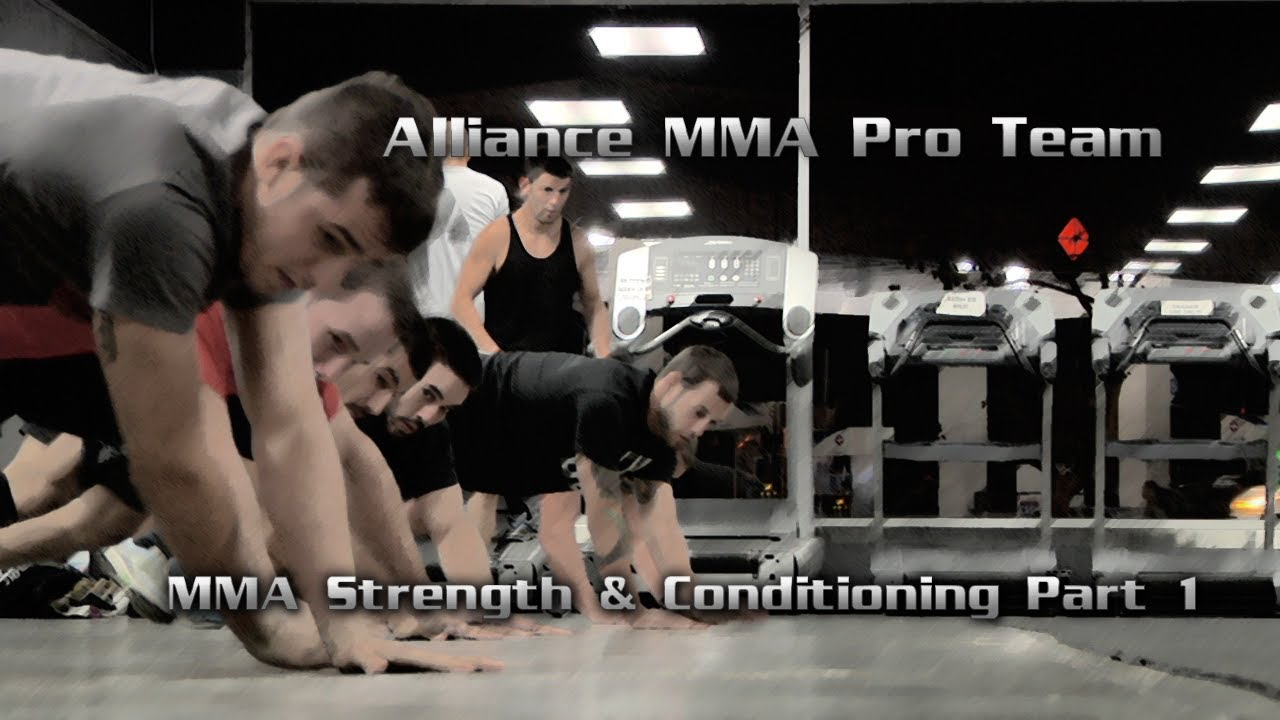 MMA Conditioning - Gymbox