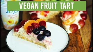Vegan Fruit Tart / Easter Tart
