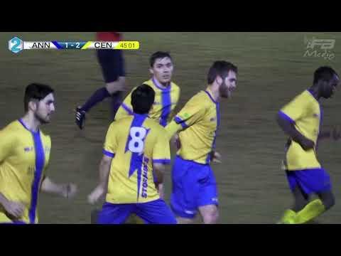 Capital League 2 RD21 Annerley FC v Centenary Stormers