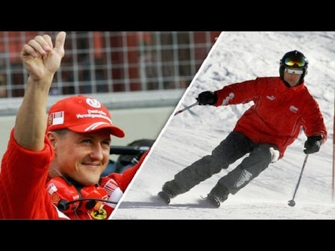 Michael Schumacher shows 'encouraging signs' in recovery from head injuries