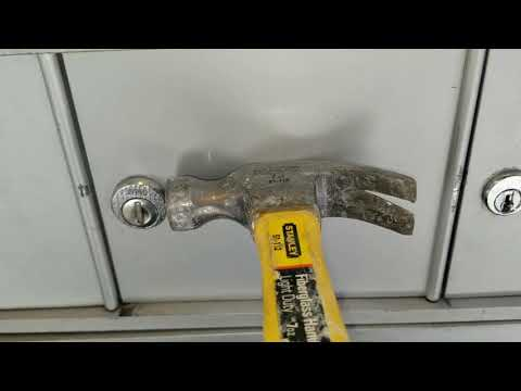 How To Open Your Mailbox WITHOUT a Key