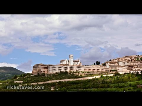 Assisi, Italy: Basilica of St. Francis