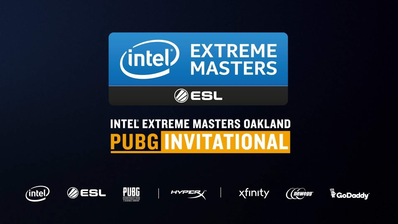 Iem Oakland Pubg Invitational