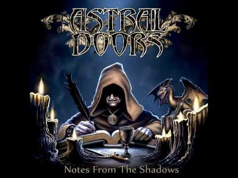 Astral Doors - Disciples Of The Dragonlord
