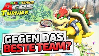 Gegen das beste Team? - ♠ Mario Tennis Aces Turnier ♠ - Nintendo Switch - Dhalucard