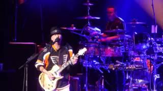 """Evil Ways"" Santana (Original Lineup)@PPL Center Allentown, PA 4/16/16"