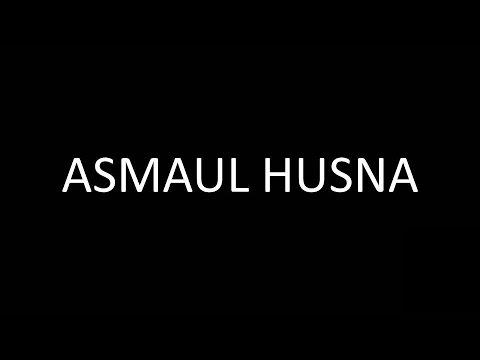 Asmaul Husna dan Artinya