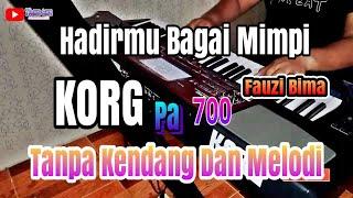 Download Lagu HADIRMU BAGAI MIMPI /Dangdut Koplo Tanpa Kendang  Karaoke lirik Nada Cewek mp3