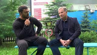 Интервью Дмитрия Берестова с Валерием Александровичем Тараненко