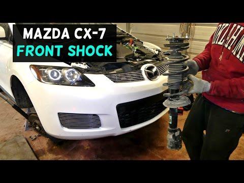 Front Left Right Struts for 07-12 Mazda CX-7