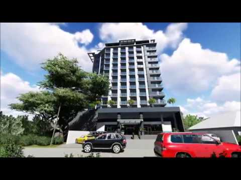 New Mansasa Condominium - Soon to be the Highest Tower in Bohol