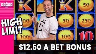 💸 $12.50 HIGH LIMIT BONUS 💰 $2000 @ Cosmo Las Vegas ✪ BCSlots (S. 7 • Ep. 4)