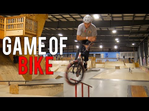 Heavy Squad Game Of Bike At Rye Airfield Skatepark