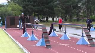 Zeman j  a Pěkný Jakub  2 pokus v Bludově 14 7 2012