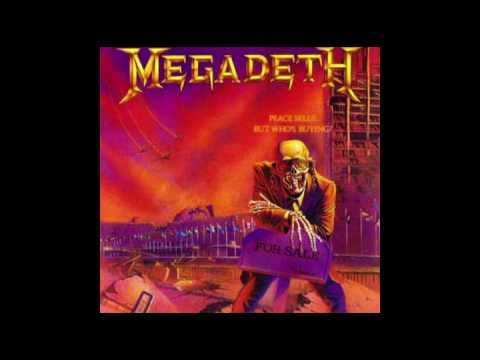 The Conjuring Lyrics - Megadeth