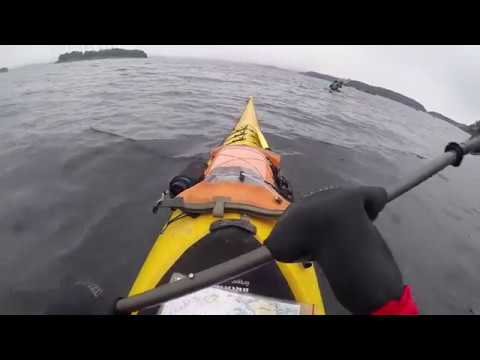 Paddling North - The Voices of the Inside Passage