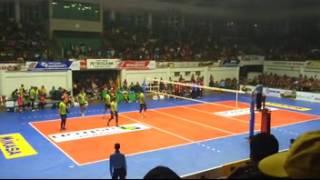 SAMATOR VS PLN PROLIGA 2015