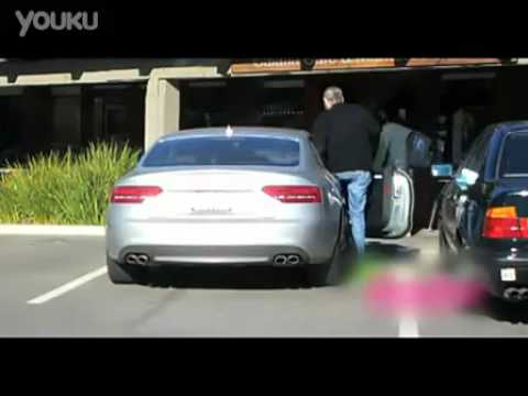 Steve Jobs Car