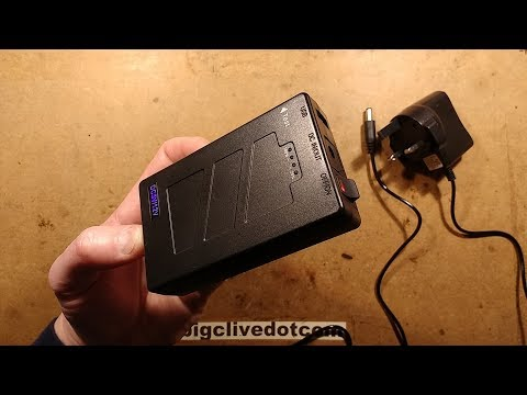 3-cell lithium power pack with no balancing?