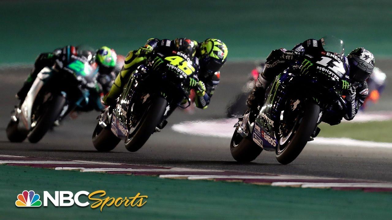 MotoGP Preview: Grand Prix of Doha at Losail International Circuit | Motorsports on NBC