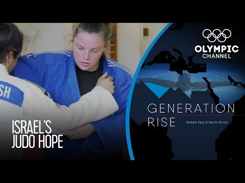 Raz Hershko Aims at Olympic Judo Glory   Generation Rise