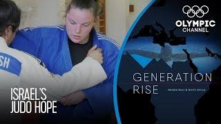 Raz Hershko Aims at Olympic Judo Glory | Generation Rise
