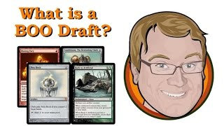 what is a mtg boo draft diy magic the gathering
