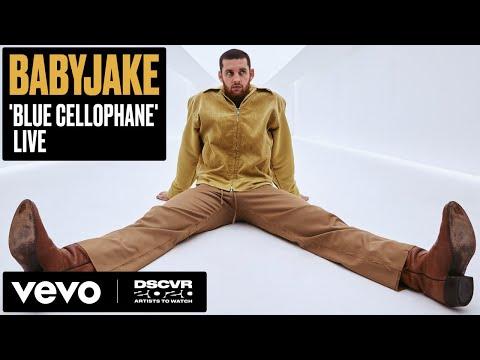 BabyJake - Blue Cellophane   Vevo DSCVR Artists to Watch 2020