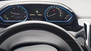 Essaie de la  Peugeot 2008  Moteur 1.6 Hdi 100 Cv