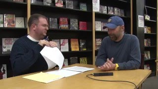 Interview on Chapters with Eliot Parker