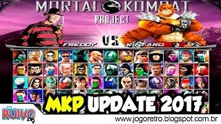 MK Project Season 2.5 (ULTIMATE UPDATE V2) MUGEN 2017