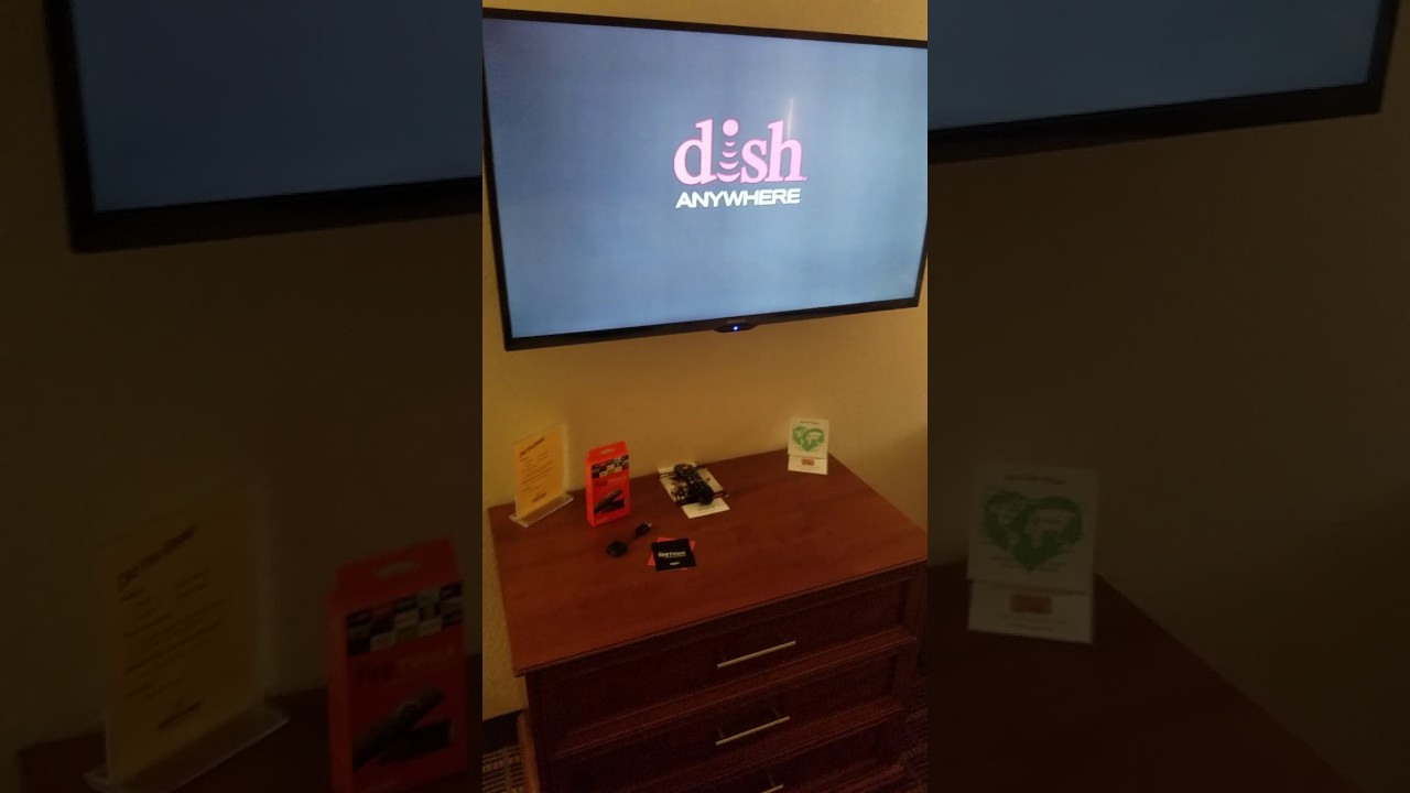 Accessing Dish Anywhere through Amazon's Firestick