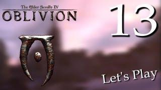 Прохождение The Elder Scrolls IV: Oblivion с Карном. Часть 13
