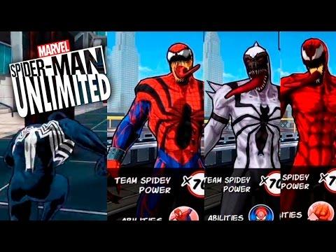 Spider-Man Unlimited играю #50 (мобильная версия) iOs