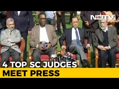 Democracy At Stake, Things Not In Order: 4 Supreme Court Judges