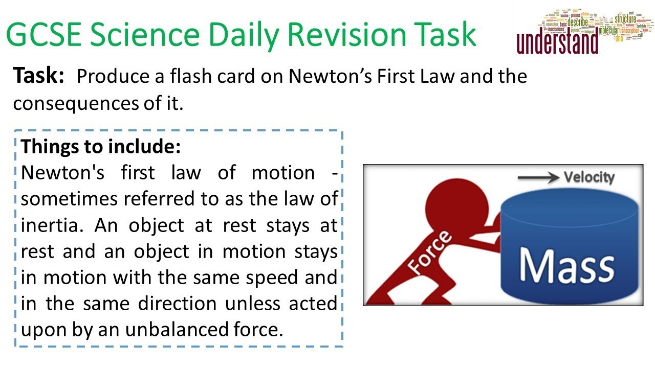 GCSE Science Daily Revision Task 181 - YouTube