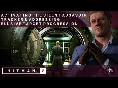Hitman 2 Activating The Silent Assassin Tracker Addressing The