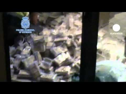 Madrid mansion gives up its secrets